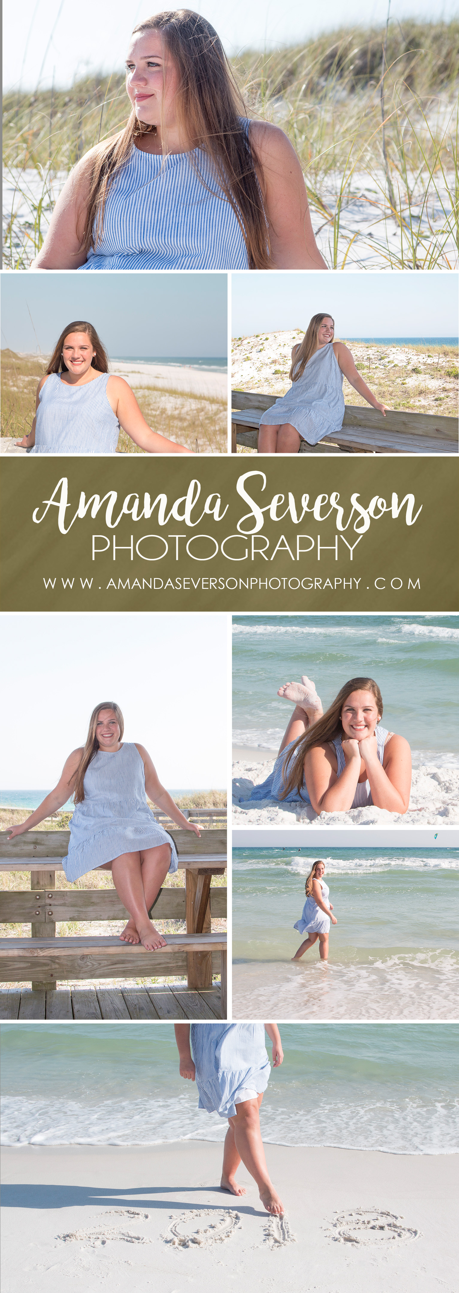 Destin Ft Walton Senior High School Portraits