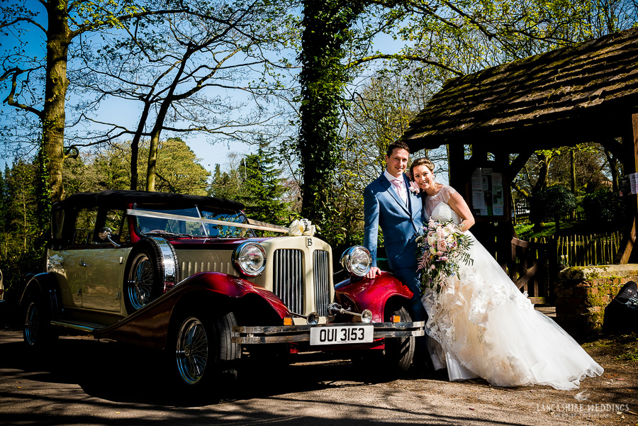 Gawsworth Church wedding of the year 2018