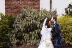A Winter Wedding at West on the Green, Glasgow