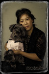 Changing My Name --- Vintage Pet Portraiture