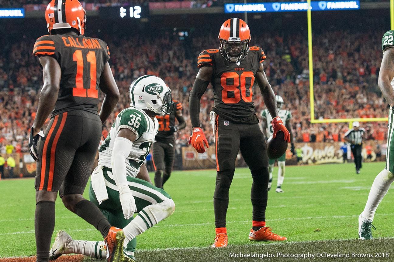 60512966fc1 Cleveland Browns 2018 Season - Michaelangelo s