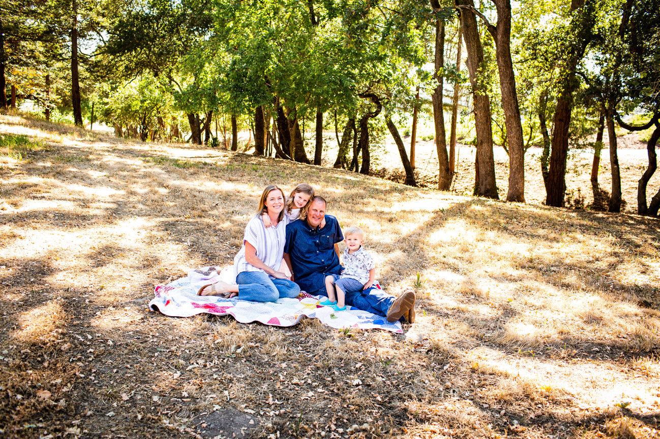 The Hinkle Family {Sonoma Family Photographer}