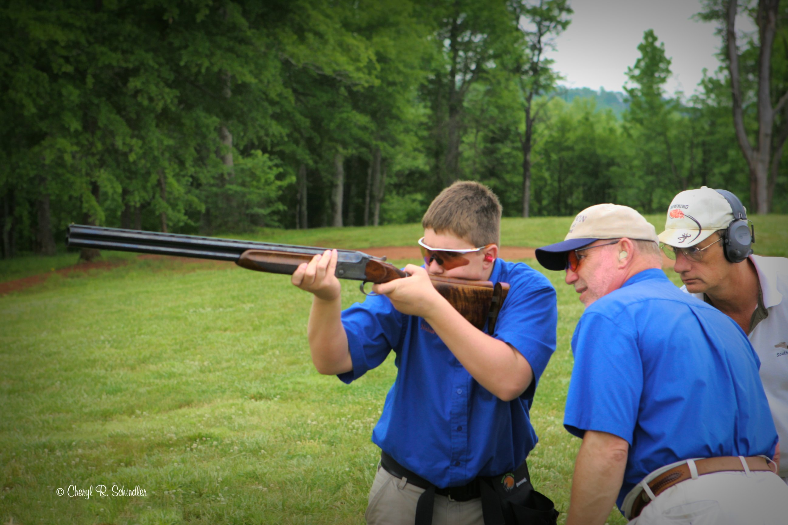 Certified Shooting Instructors from The Paragon School