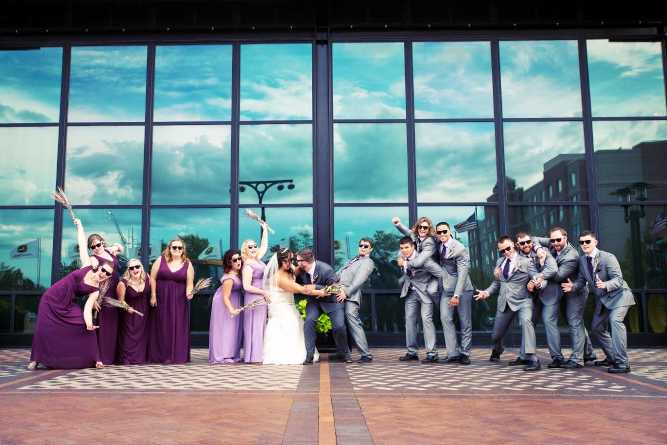 Davenport Wedding Photography Gallery Giraffe Photography