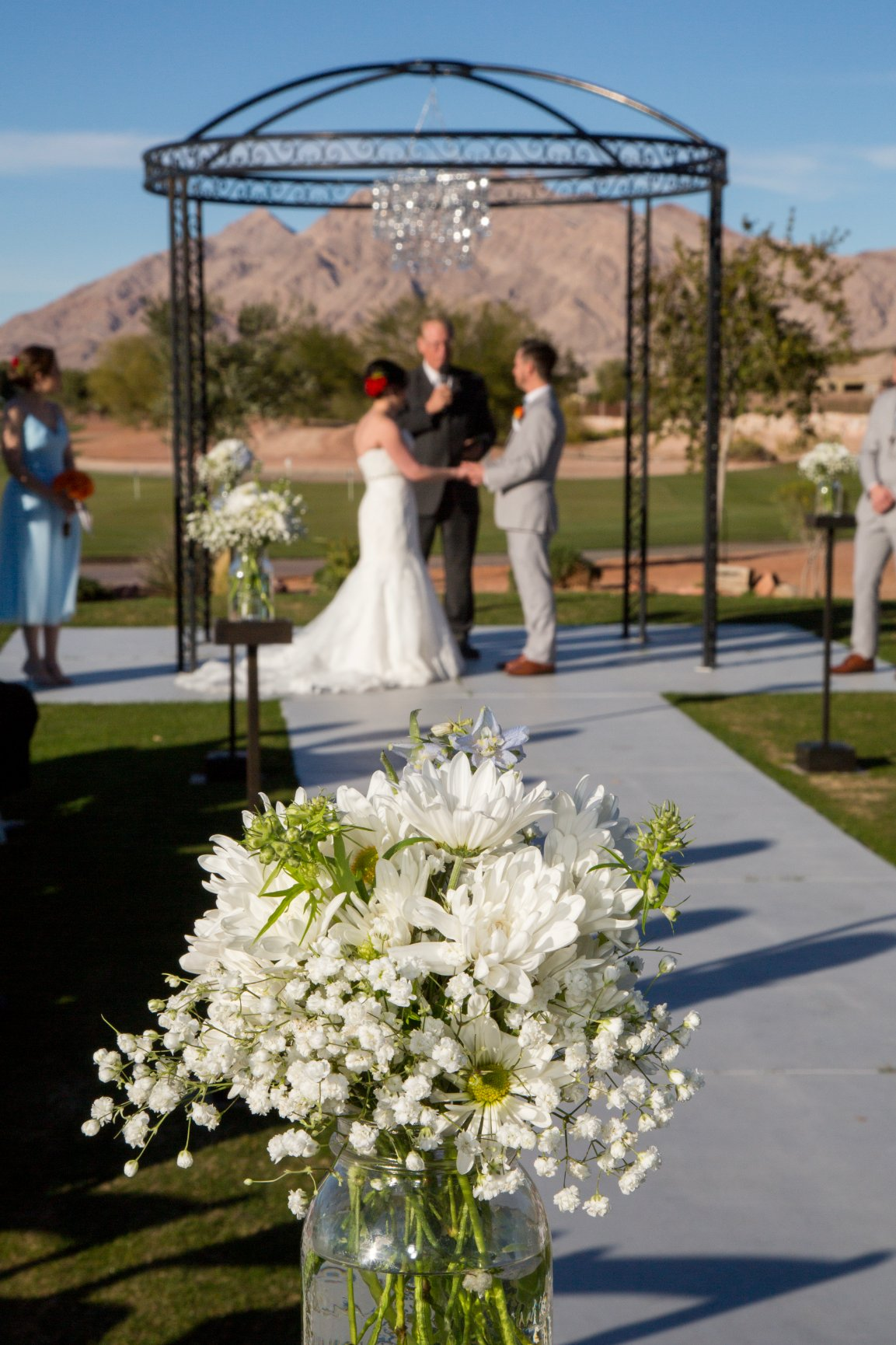 Las Vegas Wedding Photography At Wedgewood Special Ending