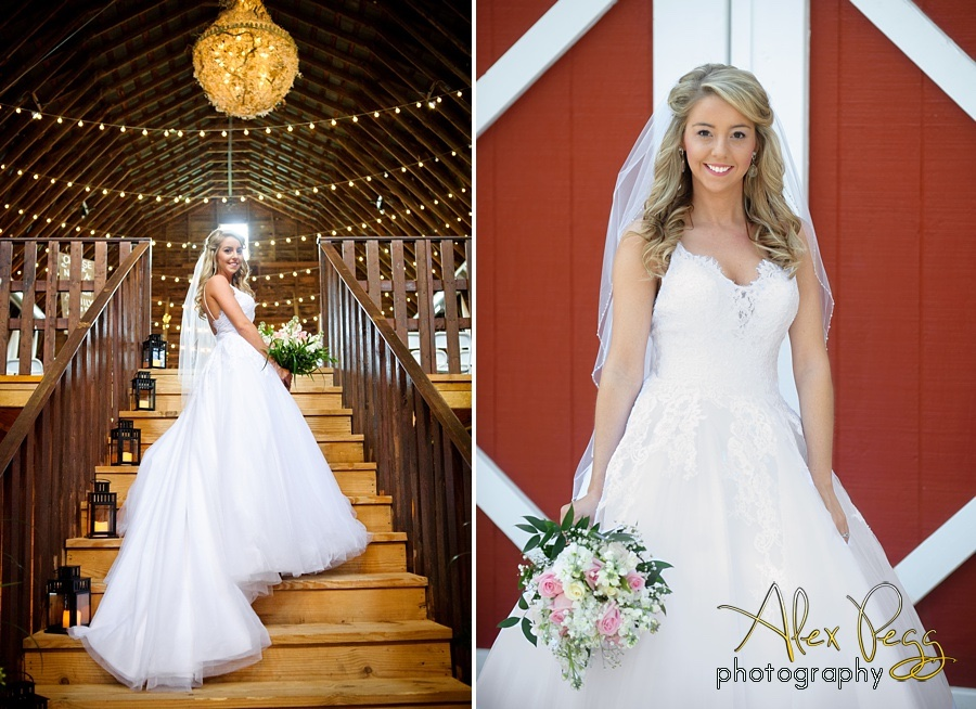 Katie S Bridal Portraits Millikan Farms Bridal Photography