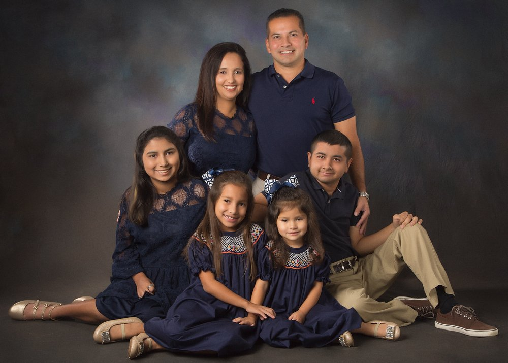 San Antonio's best Family Portraits photographer